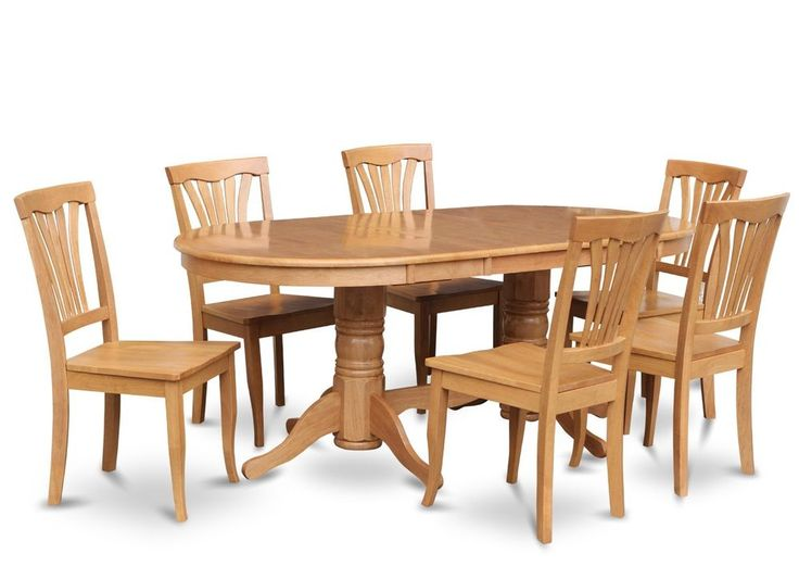 Ideas of oak dining table and chairs oak dining room table and chairs - oak dining room set | ebay ybjmavi