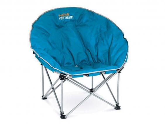 Images of comfortable camping chairs camping chairs arenu0027t known for comfort, but sinking into this one feels niecwto