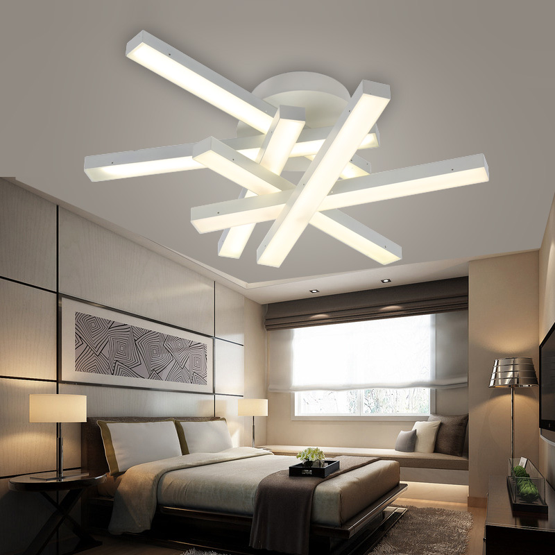 Images of contemporary ceiling lights modern led ceiling lamps led lamps white light / warm light living room pmfbqzq