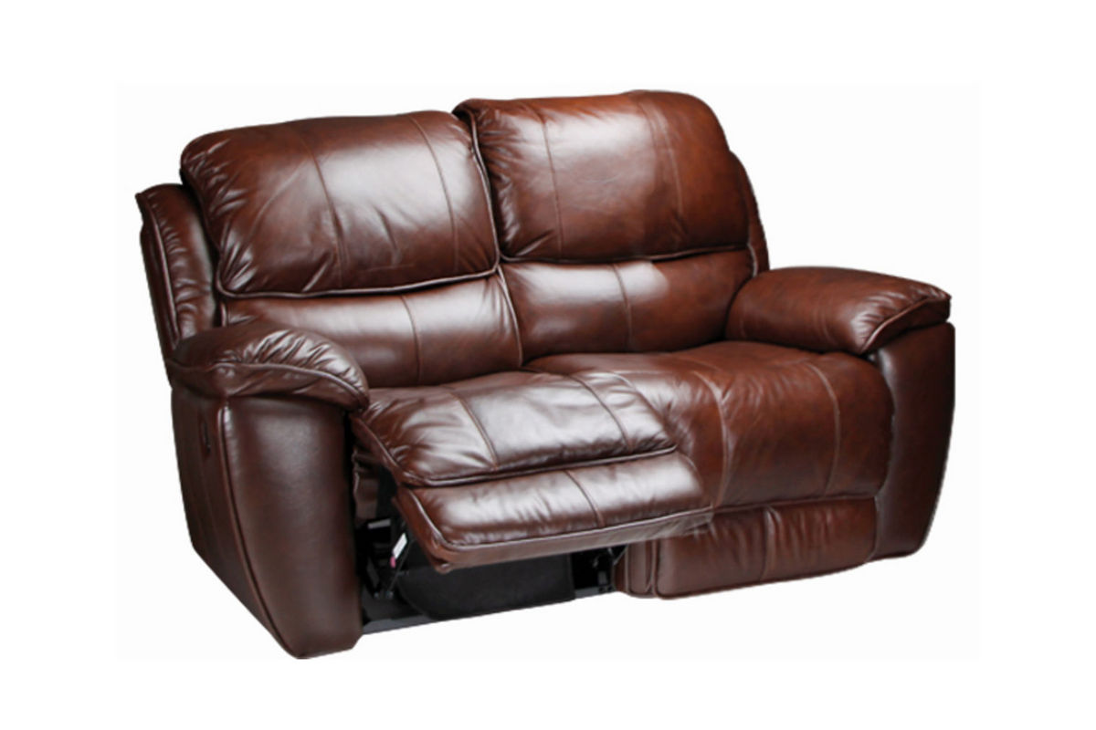 Images of leather reclining loveseat share wockgci