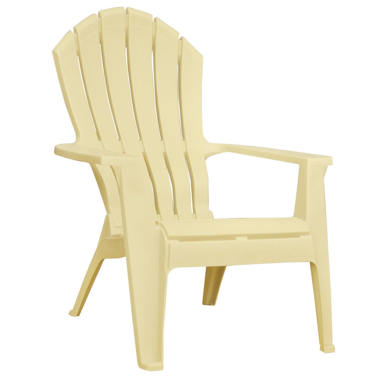 Images of plastic adirondack chairs adams adirondack stacking chair in banana - ace hardware hzueaov