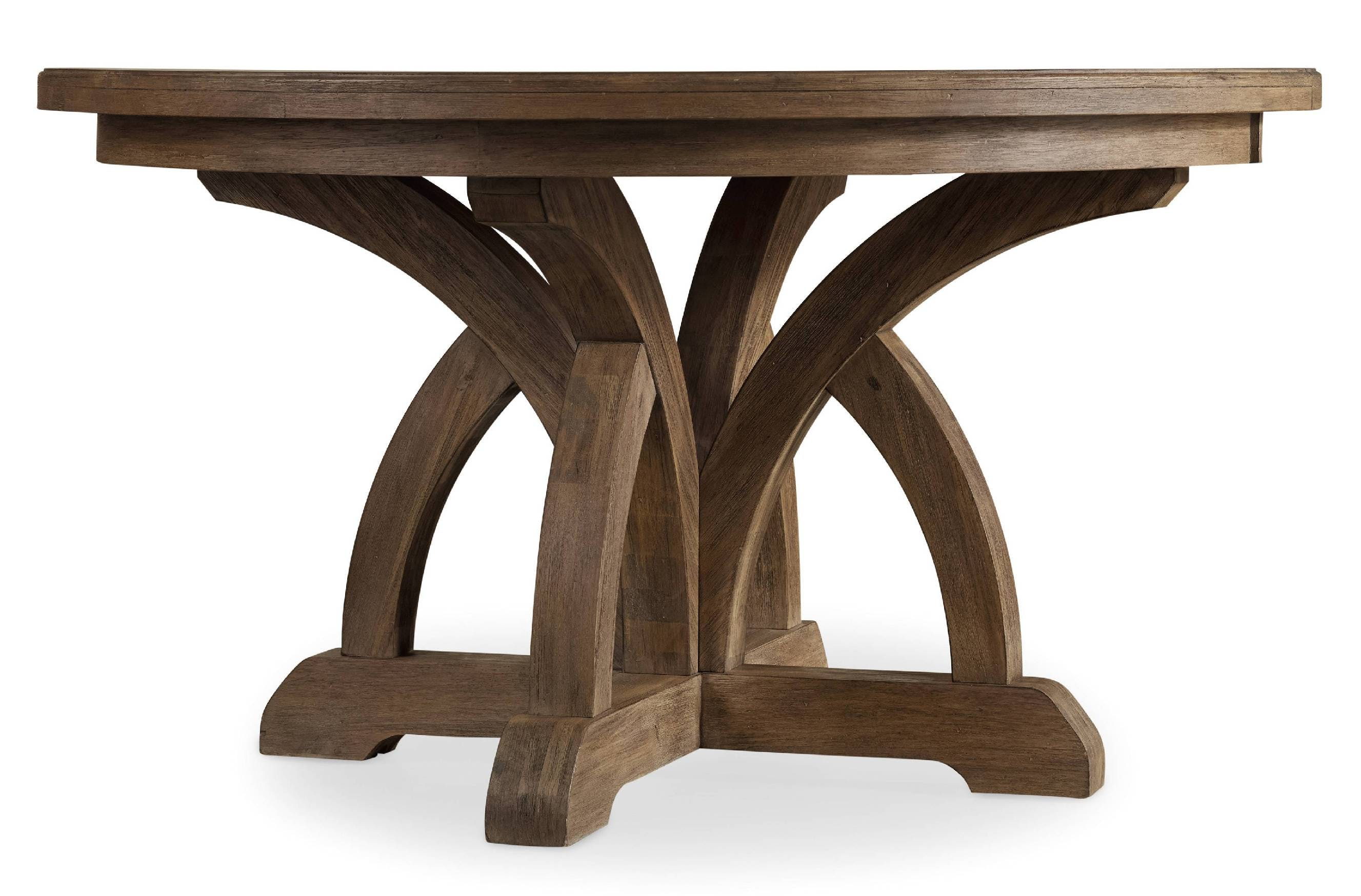 Images of round dining table with leaf hooker furniture corsica round dining table w/1-18in leaf 5180-75203 jpvlrzd