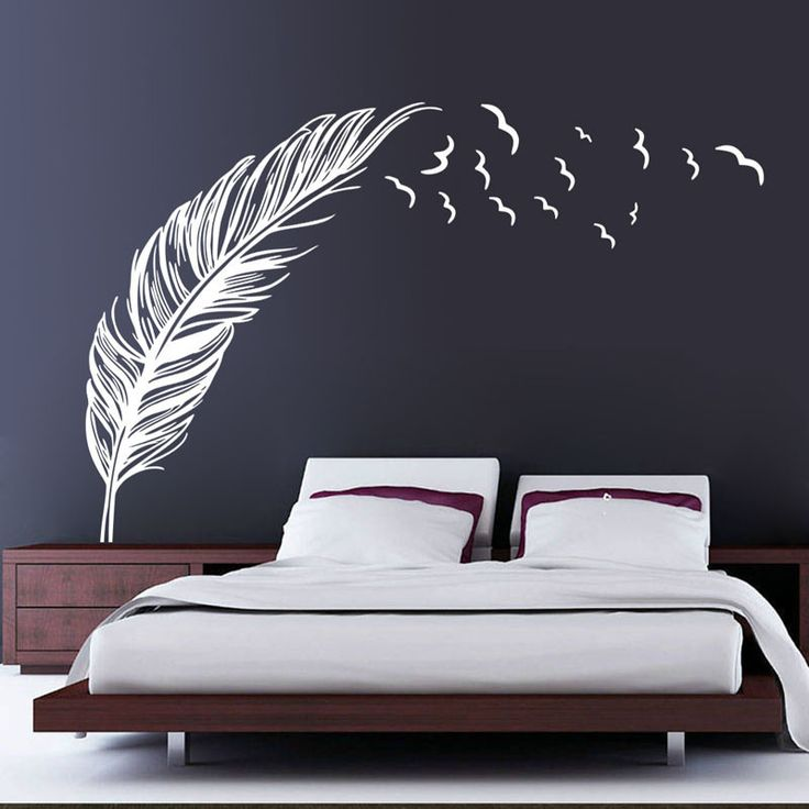 Impressive how to make beautiful wall stickers for bedrooms | itsbodega.com | home pcavmuc