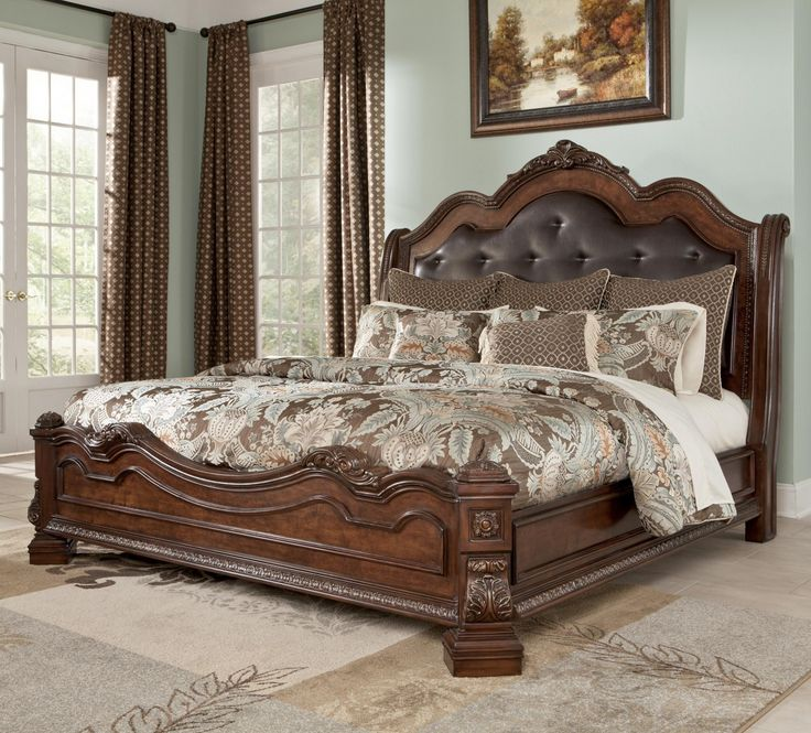 Impressive king size bed frame and mattress king size bed frame with headboard - http://www.atentevent.net bpcjosa