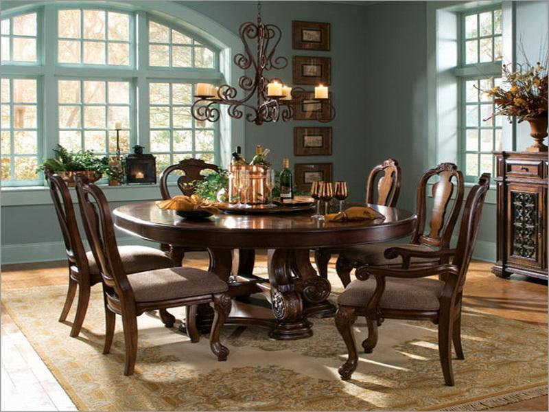 Luxury round dining room table sets dining room expandable round dining room table ideas ieaqfgq