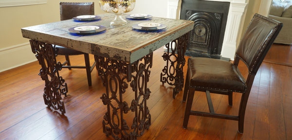Luxury wrought iron dining table wrought-iron-dining-table-3 huqbagp