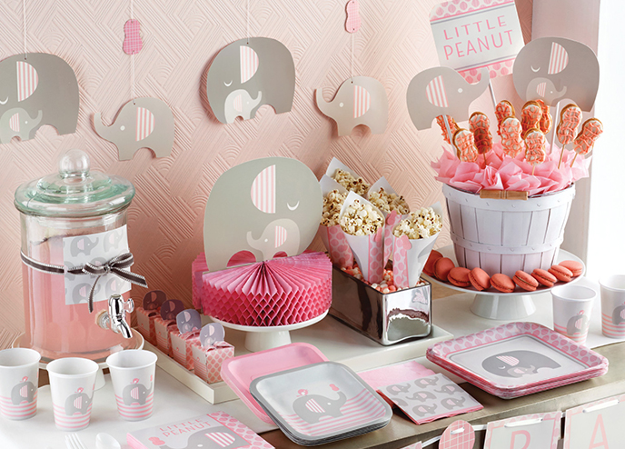3 budget friendly diy baby shower theme decorations