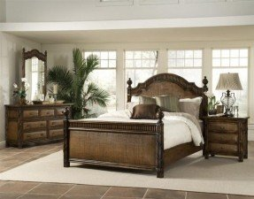 Majestic rattan bedroom furniture image detail for -tropical bedroom decorating featuring rattan furniture  ideas kbdmwyj