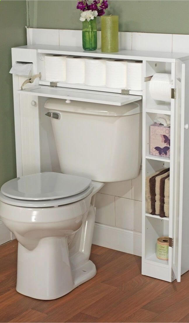 Majestic small bathroom storage ideas 42. never again run out of toilet paper dgbjcvg