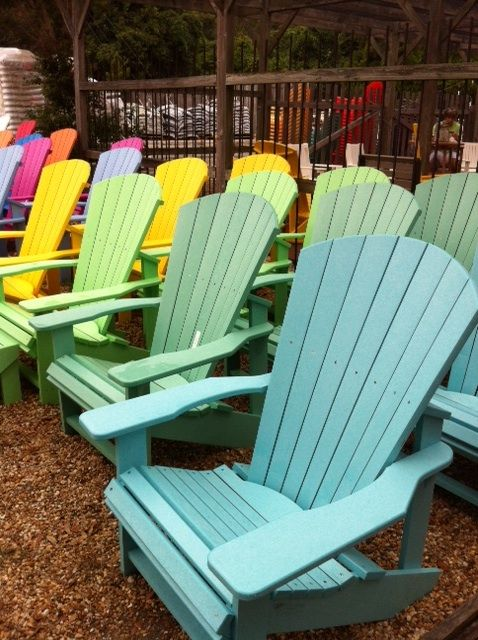 Master a rainbow of recycled plastic adirondack chairs. xxdrucy