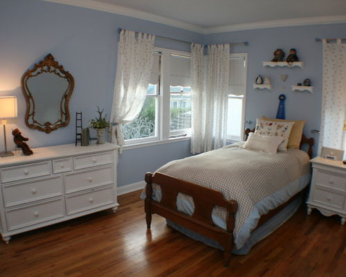 Master solid oak bedroom furniture traditional kidsu0027 room idea in other with blue walls kliveyf