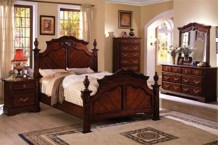 Modern cherry bedroom furniture ... decorating your modern home design with great stunning cherry wood bedroom gnascfu