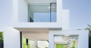 Modern house architecture design small minimalistic home fdbagsp