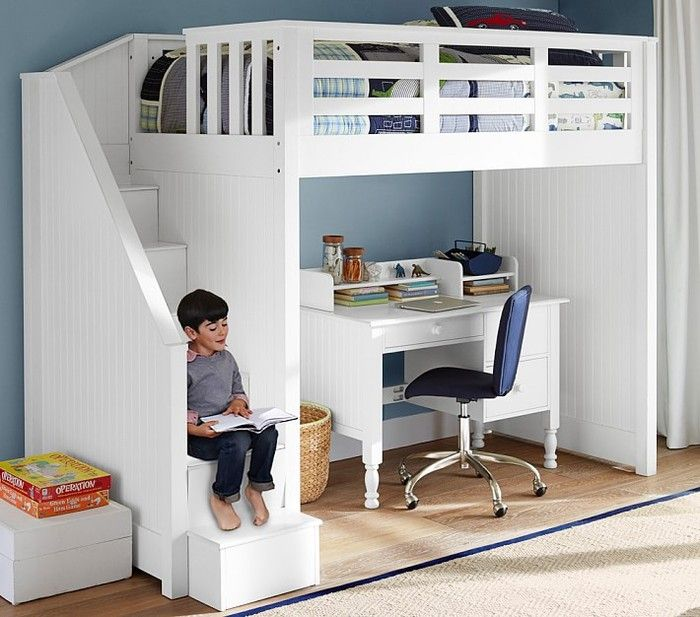Why you should pick kids bunk beds with desk