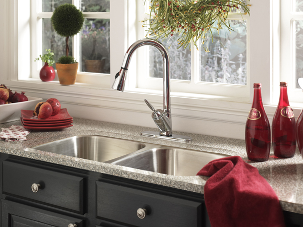 Modern kitchen sinks and faucets impressive kitchen sinks and faucets gh09 kitchen  04 wrhjasm