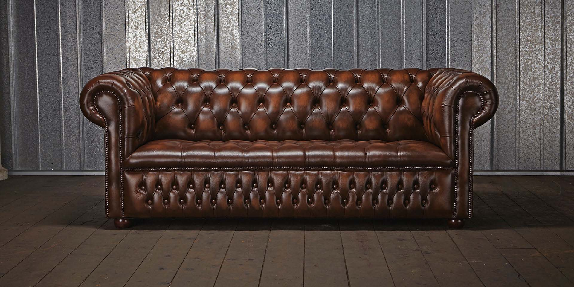 Modern leather chesterfield sofa from: £807.1click here to buy. the chelsea chesterfield sofa rfsciim