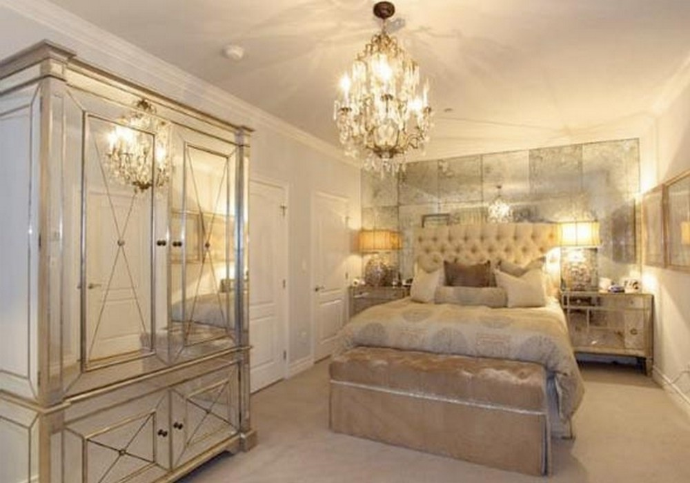 Modern mirrored bedroom furniture awesome puuewzr