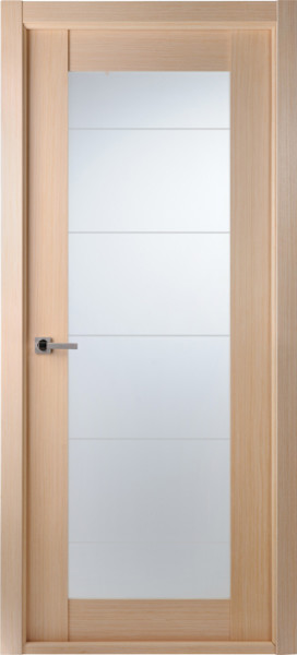 Modular interior doors with frosted glass ... contemporary bleached oak interior single door lined frosted glass  frosted interior ztzpghd