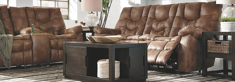 Modular reclining sofa and loveseat power sofas, loveseats, and recliners - one-touch comfort noonbft