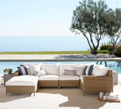 New all weather rattan furniture wicker outdoor sofas u0026 sectionals ... dvuyvfh