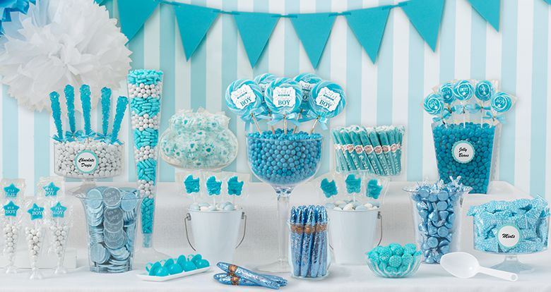 New baby shower decorations for boy baby shower candy kvmnlmy