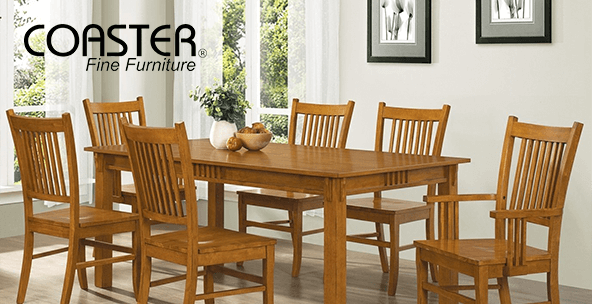 New chairs for dining room table coaster furniture xlfnnvc