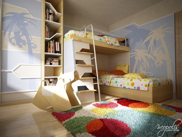 New childrens bedroom designs 60 original childrenu0027s bedroom design showcasing vibrant colors spqdwcn