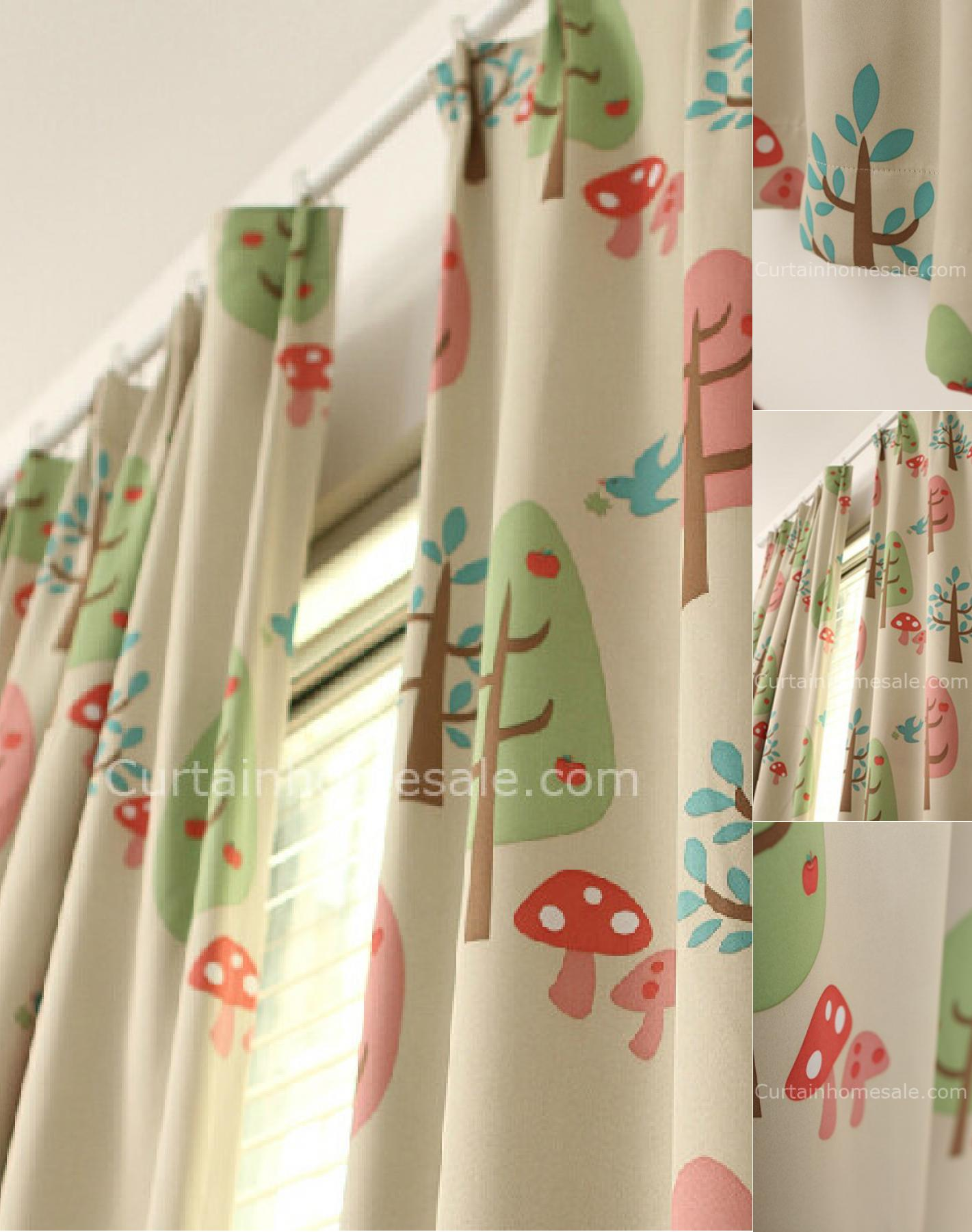 New childrens blackout curtains jungle sensational black curtain kids room  cutest trees and equajrf