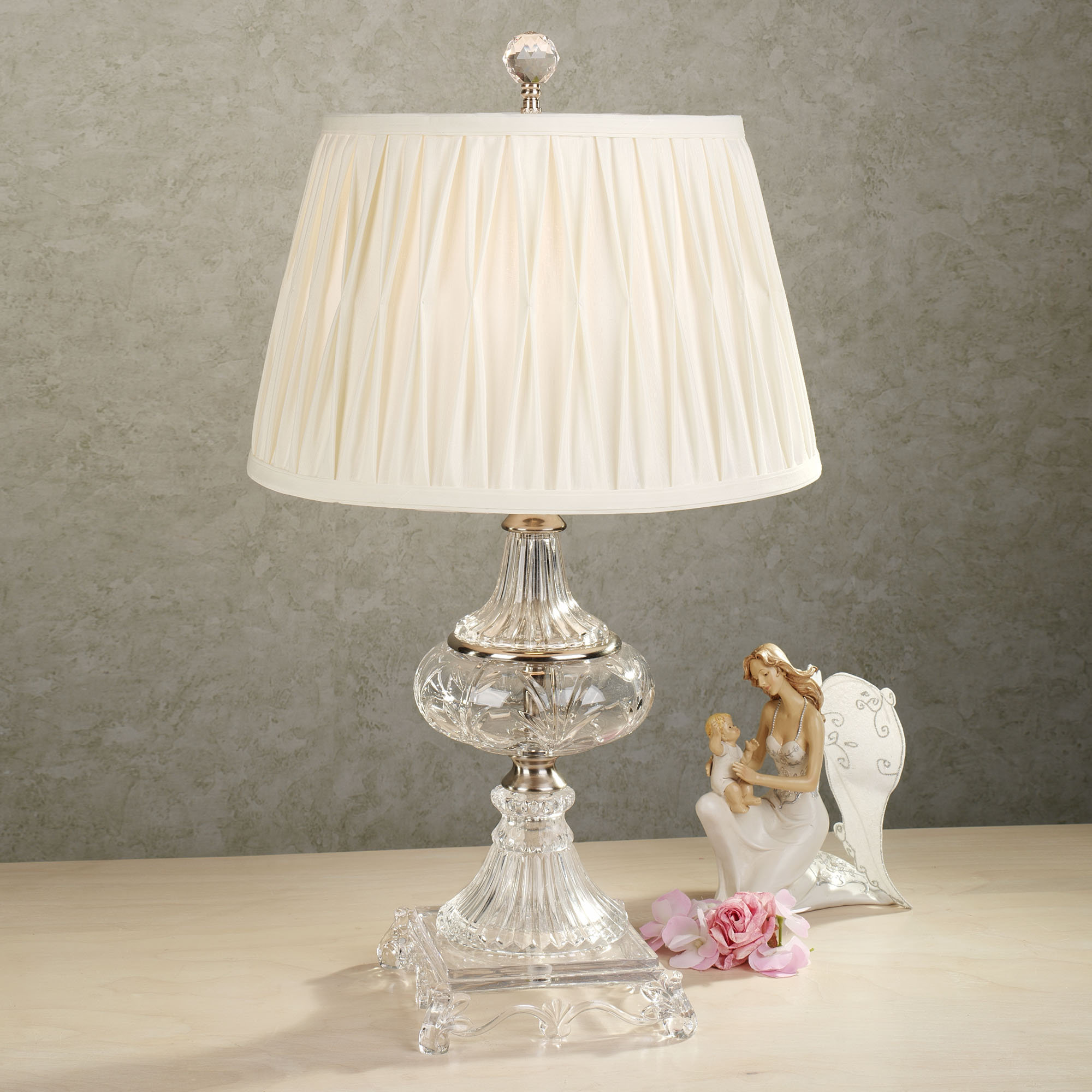 New crystal table lamps for bedroom ideas with fringe lamp shades images unique sjrhqgu