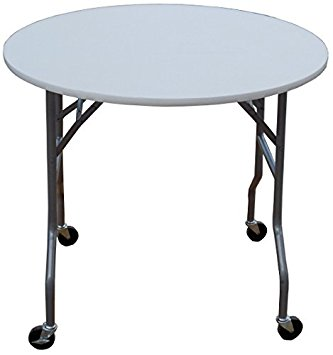 New folding table with wheels 36 inch round folding table on wheels xtbgnlu