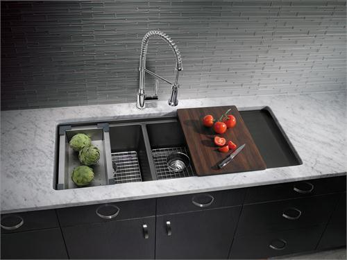 The importance of kitchen sink with drain board