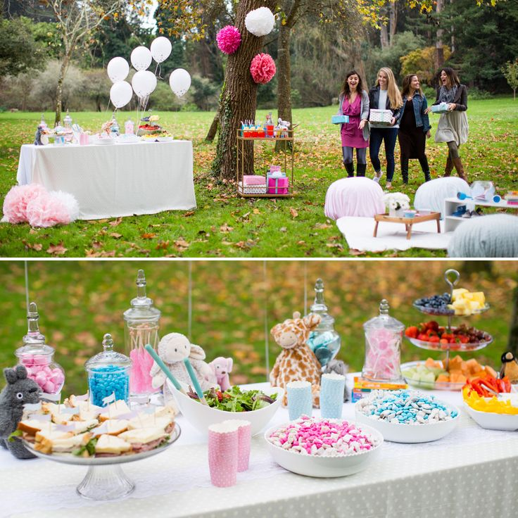 New outdoor baby shower decorations summer inspired outdoor baby shower decoration ideas olhomfv