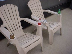 New plastic adirondack chairs picture of add cup holders to your resin adirondack chair birbdrh