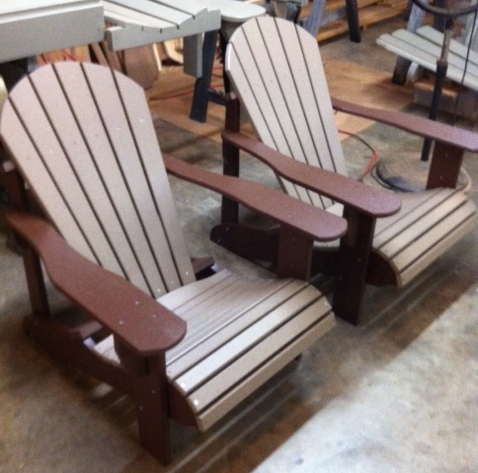 New recycled plastic adirondack chairs ... attractive colored adirondack chairs polywood polywood adirondack chairs  folding polywood chairs owxdlwx
