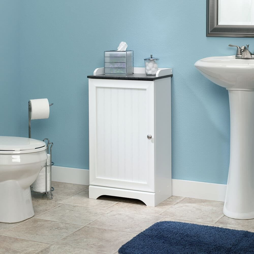 What to consider when buying small bathroom storage cabinet