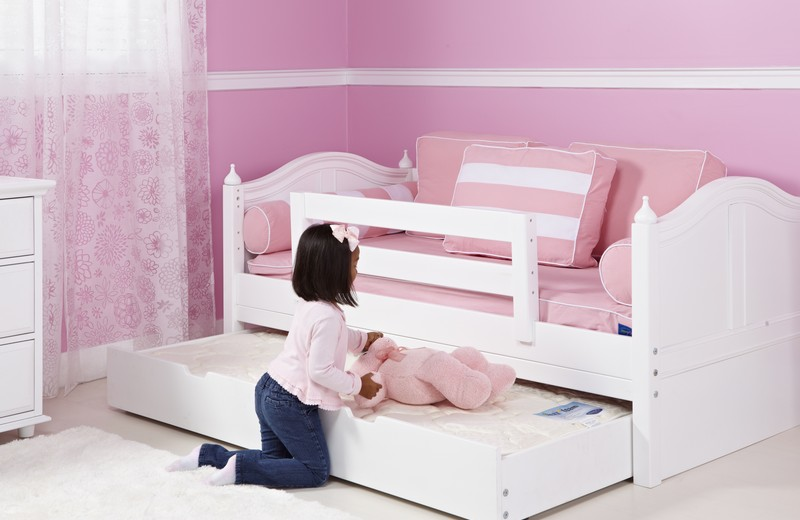 New toddler bed and mattress set toddler bed with trundle mywoety