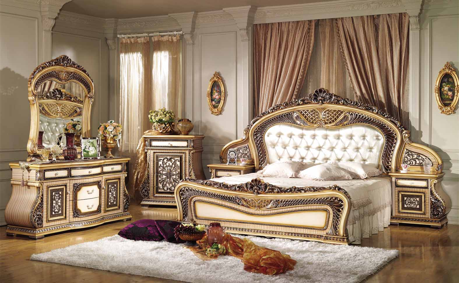 Photos of bedroom design : incredible classic bedroom furniture ~ glubdubs jmhknak