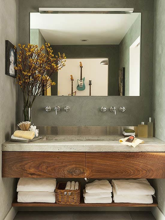 Photos of gallery of bathroom countertop storage ntiajos