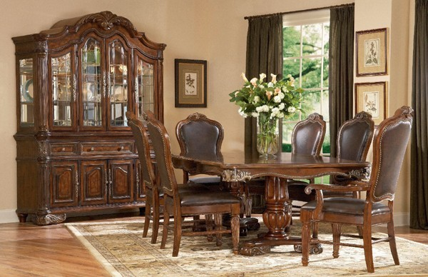 Photos of traditional dining room sets ... creative ideas traditional dining room tables 3 popular of traditional  dining emnmazr