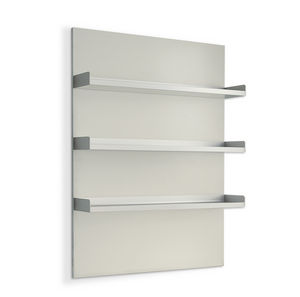 Photos of wall mounted display shelves wall-mounted display rack / beauty product / aluminum / for hairdressers weivprg