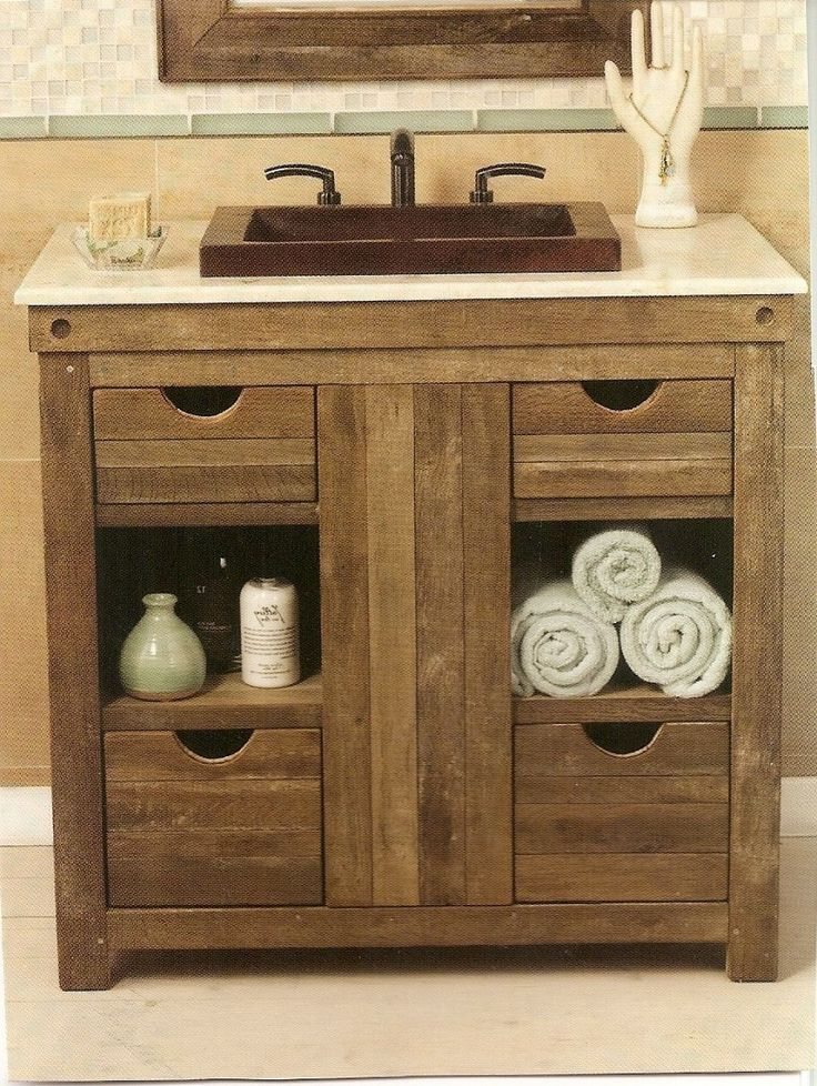 Pictures of country bathroom vanities rustic bathroom vanities. country ... eaaqxqu