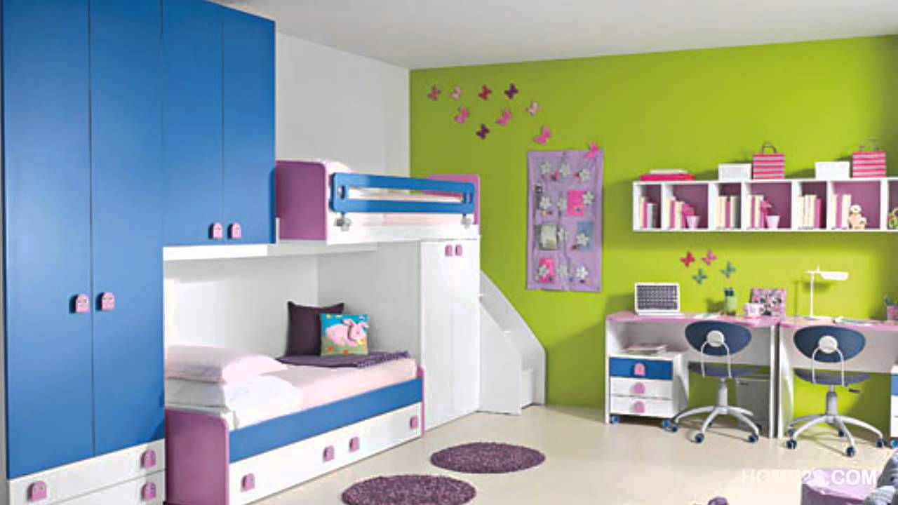 Pictures of kids room decorating ideas colorful kids room decor ideas 02 - youtube sgyhjmd