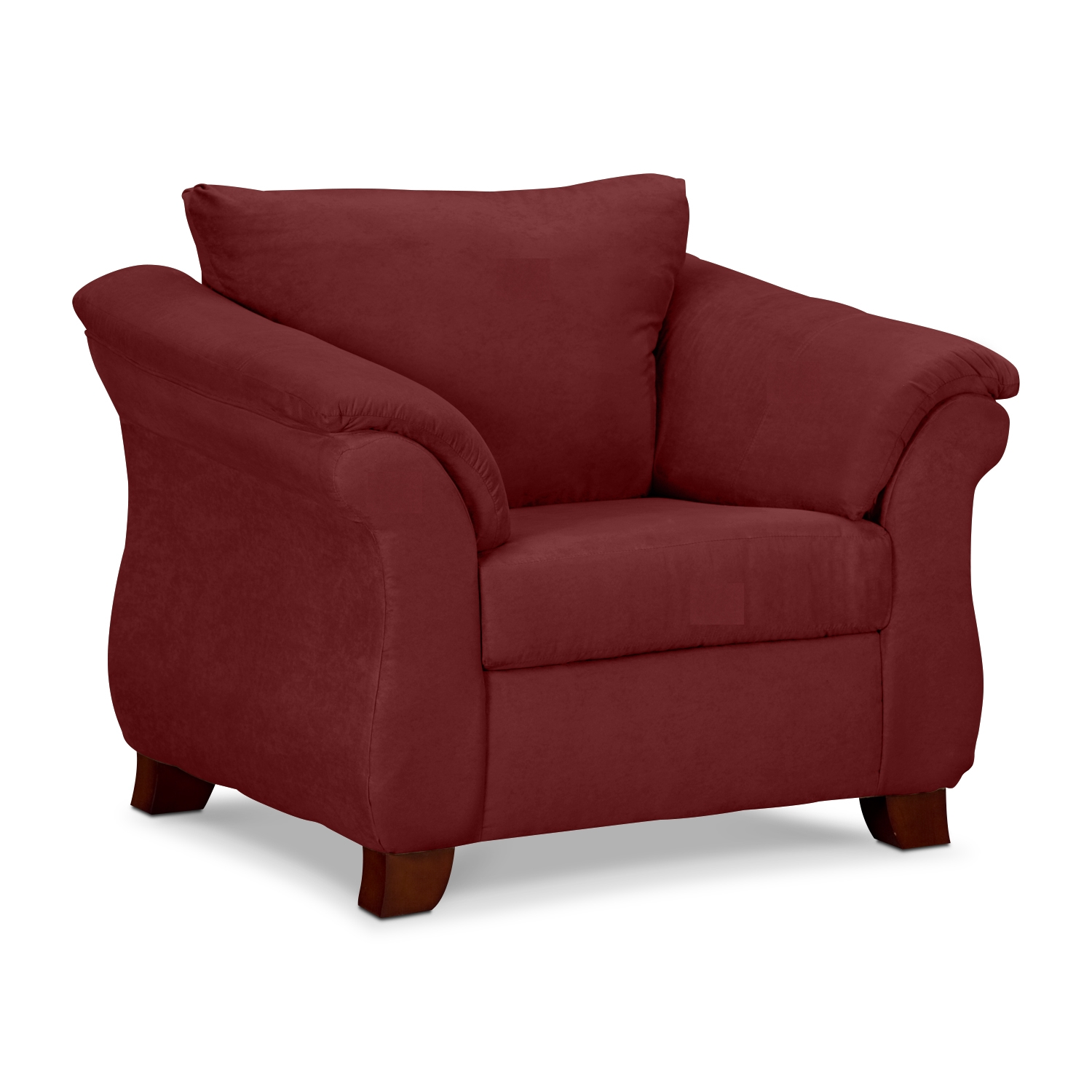 Pictures of living room furniture chairs adrian red chair value city furniture cphxaky