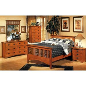 Pictures of mission style bedroom furniture 5-piece mission style bedroom set 3291_ (co) mcieems