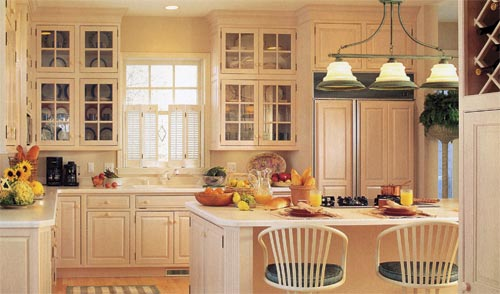 Reasons behind selecting pre assembled kitchen cabinets