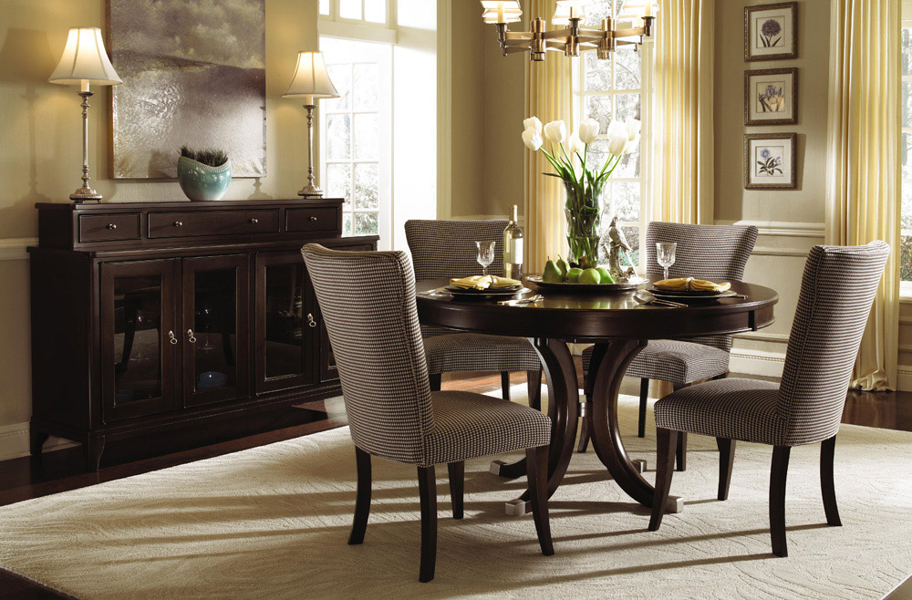 Pictures of round dining room table sets brilliant round dining room table tables to inspiration decorating emfbpvz