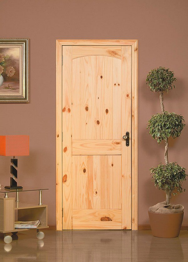 Solid pine interior doors – the correct choice to make