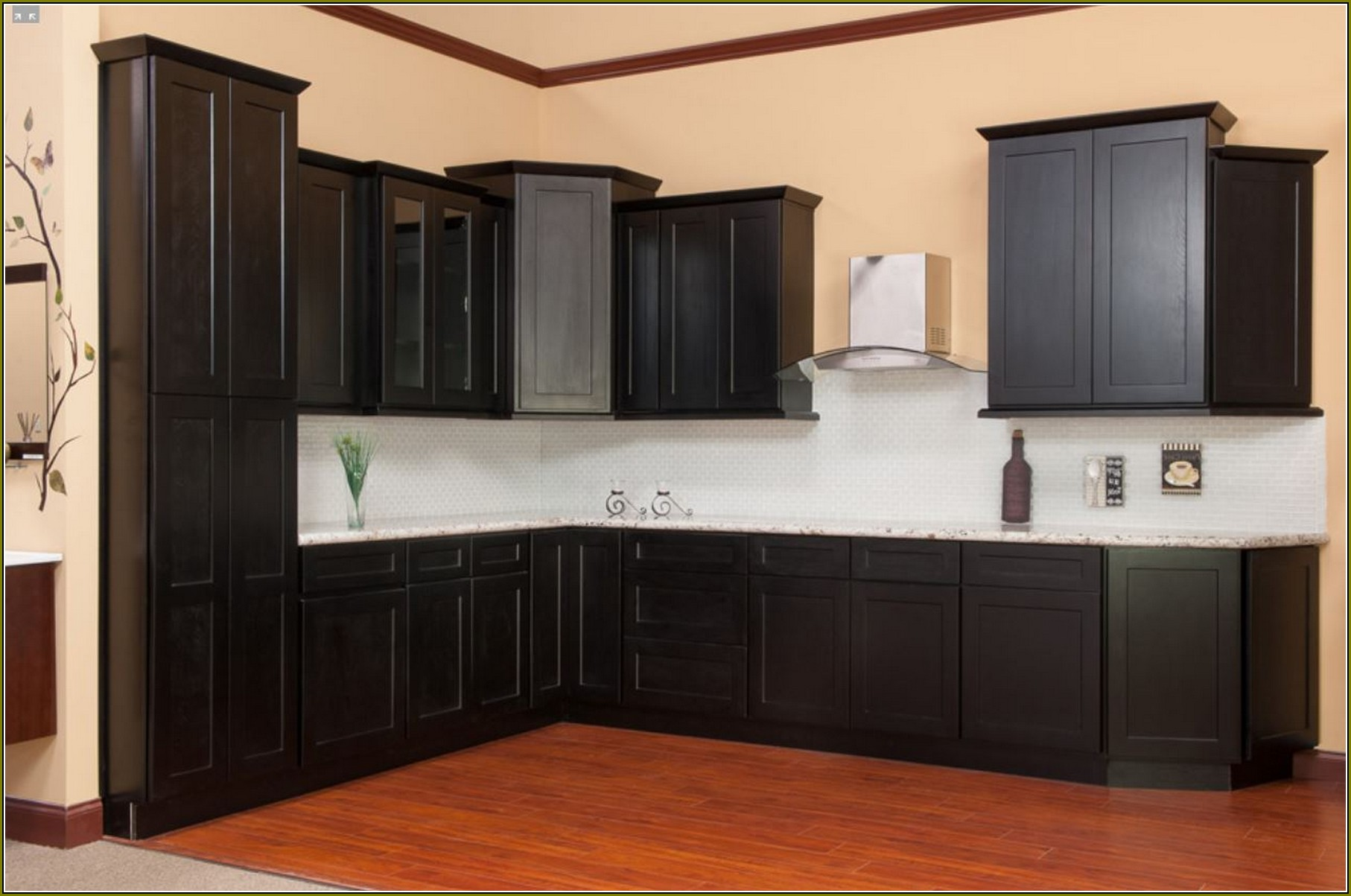Popular assembled kitchen cabinets ... ready to assemble kitchen cabinets home depot home design ideas  unfinished ldnicko