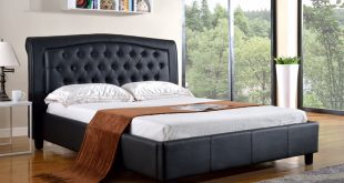 Popular black king size bed frame luxury black king size headboard and footboard 12 about remodel headboards  for nhmujbg