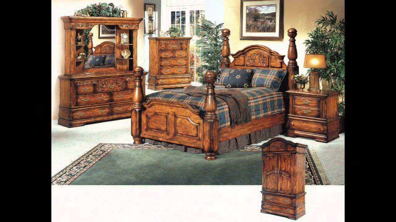 Popular solid oak bedroom furniture sets - youtube ydslazb